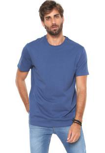 Camiseta Hering Comfort Azul-Marinho