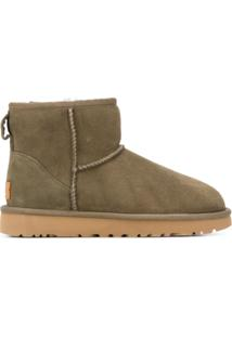 Ugg Australia Bota Slip On Mini Ii - Verde
