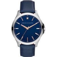 aa1bbd1f172 Relógio Armani Exchange Masculino Hampton - Ax2406 0An Ax2406 0An -  Masculino-Azul