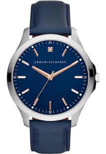 b2a732fa192 ... Relógio Armani Exchange Masculino Hampton - Ax2406 0An Ax2406 0An -  Masculino-Azul