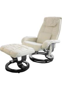 Poltrona De Massagem Louisiana Courissimo Creme - 11443 - Sun House