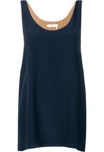 Chloé Blusa Solta - Azul