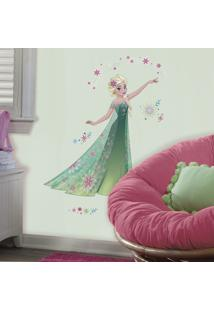Princesa Elsa Frozen Fever