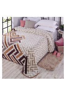 Cobertor Jolitex Ternille Kyor Plus 1,80M X 2,20M Zurique S/Caixa