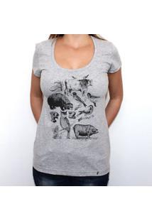 Jaula - Camiseta Clássica Feminina
