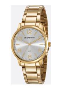 Relógio Feminino Mondaine 53736Lpmgde1