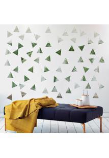 Espelho Decorativo Triangulo