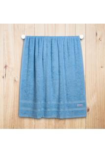 Toalha Banho Altenburg Sensitive 100% Algodão Sky Azul - 70Cm X 1,40M Azul