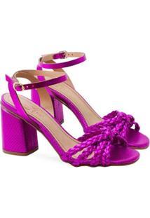 Sandalias Saltare Gabriela 2 Feminina - Feminino-Pink