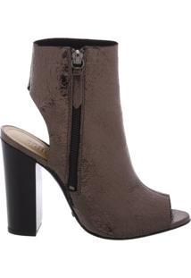Open Back Boots New Aço   Schutz