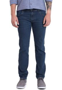 Calça Jeans 3 D Straight