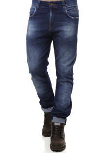 Calça Jeans Prs Jeans & Co Azul