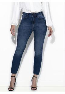 Calça Jeans Karen Azul
