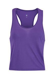 3feb7f2d30 ... Camiseta Regata Oxer Nova Zelândia - Feminina - Roxo