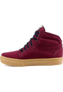 Tênis Barth Shoes Movi Bordô
