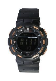 Relógio Digital Speedo 81168L0 - Feminino - Preto
