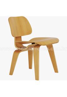 Cadeira Eames Dcw Pau Ferro Opção De Madeira