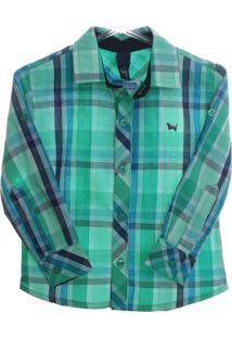 Camisa Xadrez - Masculino