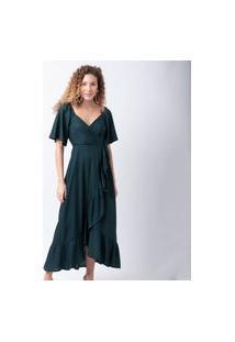 Vestido Mercatto Vestido Verde