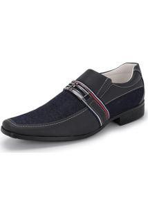 Sapato Social Schiareli 011 Azul