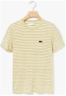 Camiseta Lacoste Feminina - Feminino