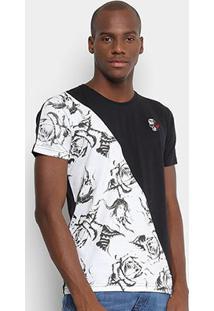 Camiseta Gangster Especial Masculina - Masculino
