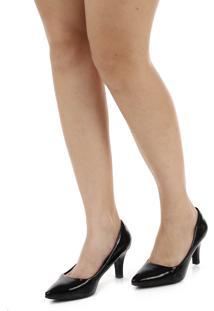 Sapato Scarpin Facinelli Verniz