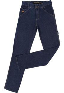 Calça Jeans Country & Cia Azul Escuro