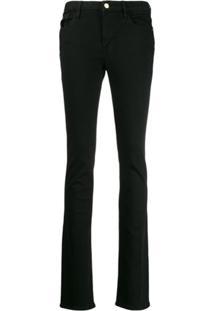 Frame Calça Jeans Skinny - Preto