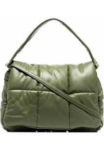 Stand Studio Wanda Padded Shoulder Bag - Verde