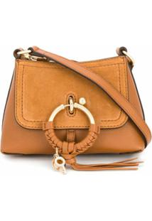 See By Chloé Joan Small Shoulder Bag - Marrom