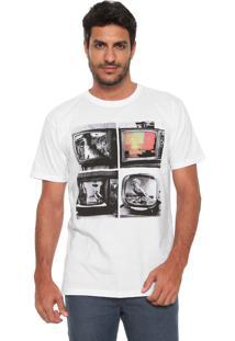 Camiseta Reserva Vintage Branca