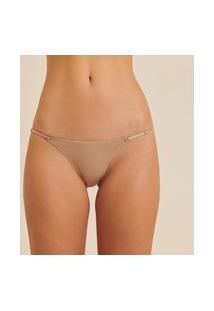 Calcinha Joge String Nude