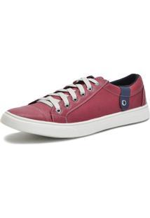 Tênis Avenue Sneaker Floripa Vermelho