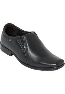 Sapato Pegada Preto Com Elástico