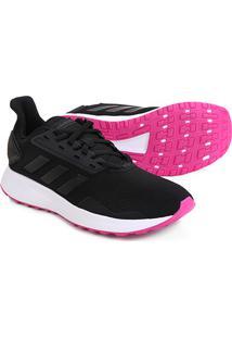 c7d2144a5 Netshoes. Calçado Tênis Running Estampado Sem Costura Moderno Feminino Epos  Adidas Amor Aberto Duramo 9 -