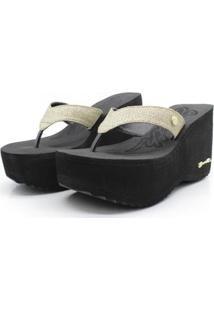 Tamanco Barth Shoes Sorvete Glitter Feminino - Feminino