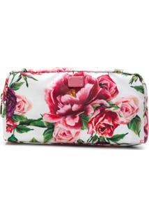 Dolce & Gabbana Nécessaire Floral - Branco
