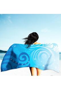 Toalha De Praia / Banho Elements Beautiful