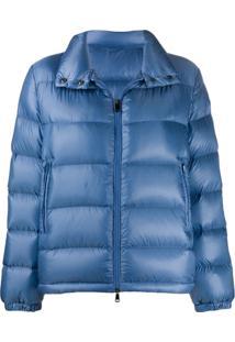 Moncler Copenhague Puffer Jacket - Azul