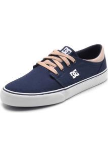 Tênis Dc Shoes Trase Tx Azul