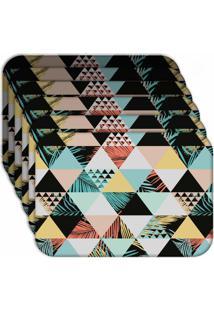 Jogo Americano Love Decor Wevans Exotic Kit Com 6 Peças