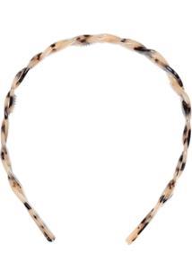 Tiara Amaro Leopard - Feminino