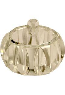 Porta-Joias De Cristal Decorativo Baptiste
