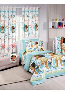 Cortina Santista Disney Light Bege