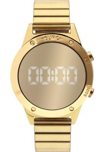 Relógio Euro Feminino Fashion Fit Eujhs31Bab/4D