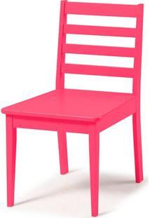 Cadeira Imperial Cor Rosa - 32511 - Sun House