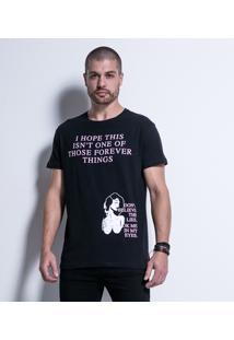 Camiseta Tattoo Wear Don'T Believe The Lies - Masculino