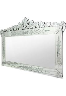 Espelho Mezzo- Espelhado & Cinza- 80X120X1,6Cmrivatti