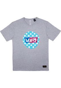 Camiseta Levis Circle - L